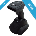 CINO F780 Bluetooth Barcode Scanner with Smart Comms Charging Cradle (FBC780BBTSKIT) by intelliscan.com.au