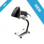 Opticon OPI2201 Barcode Scanner Stand USB (OPI2201BKIT) by intelliscan.com.au