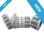 Printed Polyester Labels 40 X 15 (2,000 Sequential Numbers) (LAB4015-PR) by intelliscan.com.au