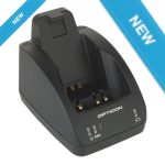Opticon CRD1006 USB RS232 Charge Communication Cradle (OPCRD1006) by intelliscan.com.au