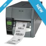 Citizen CLS 700 Thermal Transfer Label Printer with Rewind (CLS700RW) by intelliscan.com.au