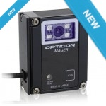 Opticon NLV 2001 Fixed Mount Laser  Barcode Scanner (OPNLV2001) by intelliscan.com.au