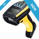 Datalogic Powerscan 9500 Industrial Barcode Scanner with Screen and Keypad (DLPM9500DHPR) by intelliscan.com.au