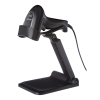 OPTICON L-50C CCD Linear Imager Barcode Scanner with Stand USB