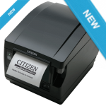 Citizen CT-S651 Thernmal Receipt Printer (CTS651IIBL) by intelliscan.com.au