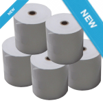 Paper Rolls Thermal 57 X 45  Bx50 (T5745) by intelliscan.com.au