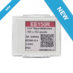Optricon Electronic Shelf Label 1.5 inch Red (OPEE150R) by intelliscan.com.au