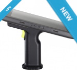 POSIFLEX PistolGrip for MT4000 Series with 2D Imager Battery (PFPG202) by intelliscan.com.au